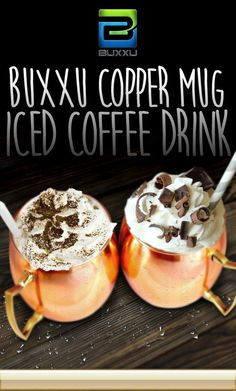 Refreshing Recipe By Buxxu-Refreshing Recipe By Buxxu- Buxxu offers a hip and interesting spin on the Moscow Mule and the copper mug it rode in on.  $39.99 only on http://astore.amazon.com/pinad0c-20/detail/B00R6PSR02