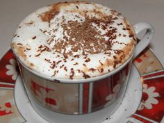 Horká čokoláda (Hot chocolate)