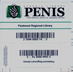 This is a real #library #card. I swear!