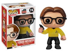 Pop! TV: Big Bang Theory - Leonard Star Trek To Buy, click here: https://www.facebook.com/pages/The-Zocalo-Connection/181977941943568