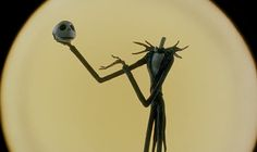 Hamlet Reference in The Nightmare Before Christmas