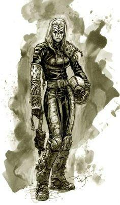 Vermin biker Aleksi Briclot
