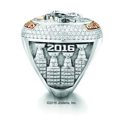Pittsburgh Penguins 2016 Stanley Cup Championship Ring Stanley Cup Replica, Pittsburgh Penguins Stanley Cup, Nba Rings, Stanley Cup Rings, World Series Rings, Nascar Champions, Super Bowl Rings, Grey Cup, Lets Go Pens