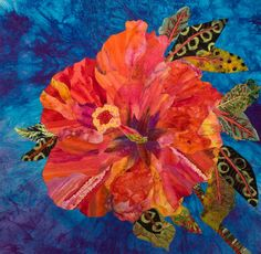 quilt by Barbara Olson.