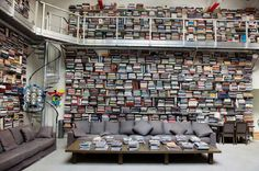 Huizen van sterren: het design appartement van Karl Lagerfeld