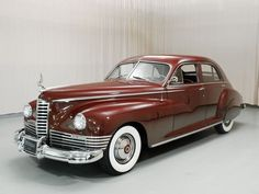 1947 Packard Custom Super Clipper - Learned to drive in one of these