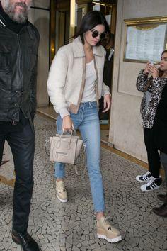 e909da9cda Celebrity Style Celine Nano Luggage