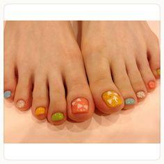 atelier+LIM foot nail