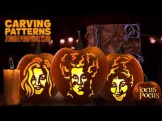 Pumpkin Carving Patterns and Stencils Zombie Pumpkins! Site News Pumpkin Carving Patterns and Stencils Zombie Pumpkins! Site News Pumpkin Carving Patterns and Stencils [. Scary Pumpkin Carving Patterns, Disney Pumpkin Carving, Halloween Pumpkin Carving Stencils, Amazing Pumpkin Carving, Pumpkin Carving Templates, Pumpkin Patterns, Pumpkin Designs, Zombie Pumpkins, Halloween Pumpkins
