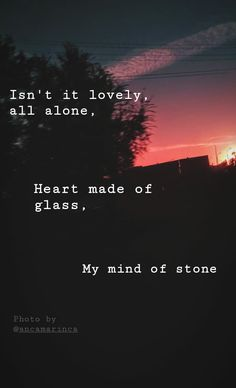 Lovely-Billie and Khalid Wallpaper Iphone Quotes Songs, Words Wallpaper, Song Lyrics Wallpaper, Sad Wallpaper, Quote Backgrounds, Homescreen Wallpaper, Song Lyric Quotes, Music Lyrics, Music Quotes
