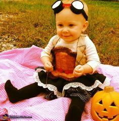 Steampunk Baby Halloween Costume