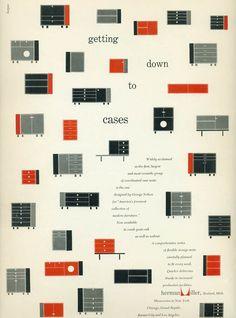 Vintage Herman Miller Ads - mashKULTURE