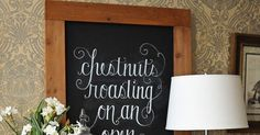 Dear Lillie: Chalkboard Tutorial: How to Make Your Own Chalkboard with Just a Screwdriver Homemade Chalkboard, Chalkboard Signs, Make Your Own, Make It Yourself, How To Make, Dear Lillie, Church Design, Chalk Board, Repurposing