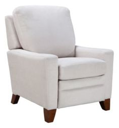 Check out what I found at La-Z-Boy! Cabot Low Profile Recliner in fabric L114505