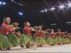 "Academy of Hawaiian Arts - Merrie Monarch 2012 (Wahine Auana) ""Aloha No Ka'u"" Kumu Hula Mark Keali'i Ho'omalu Hula Dance, Hawaiian Art, Jamaica, Blessing, Israel, Happy, Life, World, Viajes"
