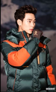 awesome Handsome Kim Soo Hyun in Keyeast Japan Mobile Update