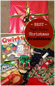 The Night Before Christmas BOX ~ Start a tradition!! - Temecula Qponer ~ Blogs!