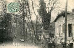 Image Nogent Sur Marne, Outdoor, Image, Places, Antique Post Cards, Outdoors, Outdoor Games