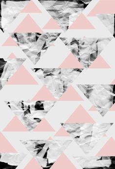Pink Triangles - Georgiana Paraschiv