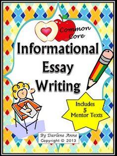 essay visuals