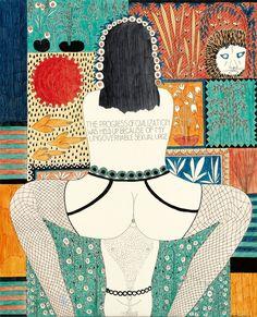 Dorothy Iannone,*1933, Ohne Titel, 1972, Auktion 1091 Zeitgenössische Kunst, Lot 586