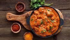 Tasty Butter Chicken Curry Dish Indian Stock Photo (Edit Now) 1153329448 Pollo Tandoori, Tandoori Masala, Roast Chicken Recipes, Marinated Chicken, Tasty Butter Chicken, Pollo Tikka Masala, Curry Dishes, Chicken Tikka, Indian Chicken