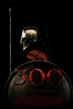 300 one of the most epic war movies ever, so much gore and slow motion 300 Movie, Love Movie, Films Cinema, Cinema Posters, 300 Spartans Movie, Spartan Tattoo, Greek Warrior, Spartan Warrior, Bild Tattoos