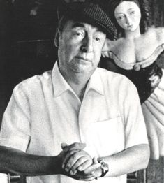 """Pablo Neruda  I love you without knowing how, or when, or from where. I love you straightforwardly, without complexities or pride; so I love you because I know no other way that this: where I does not exist, nor you, so close that your hand on my chest is my hand, so close that your eyes close as if I fall asleep."""""""