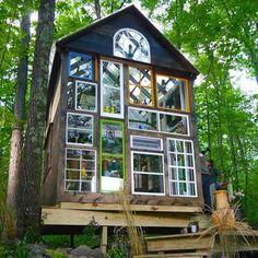 Klein, Kleiner, Tiny House! Das Minimalistische Wohnen Aus Den USA Wird  Auch Bei Uns Immer Beliebter. Wir Zeigen Dir Die Schönsten Ideen Rund Ums  Mini Haus!