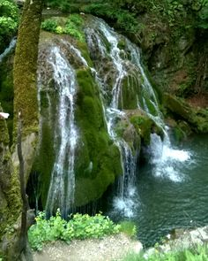 Amazing waterfall! Live a healthy life! Love nature #waterfall #nature #green #spring #healthy #lifestyle