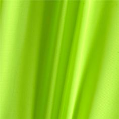 Chiffon Solid Neon Green from This sheer chiffon fabric has great drape and is perfect for blouses, dresses and even decorating for special occasions. Sheer Chiffon, Chiffon Fabric, Green Materials, Fabric Material, Neon Green, Fabric Design, Special Occasion, Designers, Fabrics