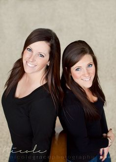 Sisters photography session - family photo
