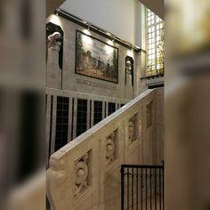 #treppenhaus des Ärztehauses an der #staatsoper.  #hamburg #hamburgmeineperle #hamburgcity  #ahoihamburg #hamburgliebe #igershamburg