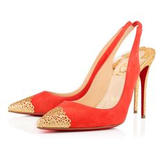 MASTERPIECE OF HIGH HEELS - CHRISTIAN LOUBOUTIN on Pinterest ...