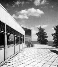 Casa Rüthwen-Jürgensen   Arne Jacobsen   Vedbæk   1954