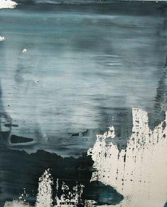 """Saatchi Art Artist: Koen Lybaert; Oil 2014 Painting """"abstract N° 905"""""""