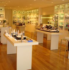 My favorite beauty store, Space NK = beautiful spaces + savvy salespeople + diverse selection of fabulous niche hair, skin and color brands. www.spacenk.com