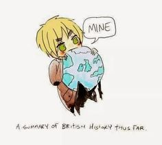 Summary of England when he was an Empire!!