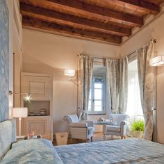 If you are looking for a super off-the-beaten-path option for a hotel in the Genoa area, stay a few nights at the La Cervara Abbey set high on the mountain between Santa Margherita and Portofino.   Super posh, and super exclusive (maybe one night is enough??), this stunning Abbey has a few overni...