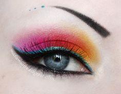 Lovely colour scheme