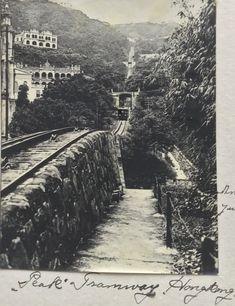 Railroad Tracks, Hong Kong, China, Porcelain, Train Tracks