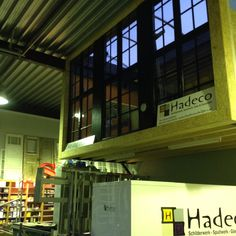 Hadeco werkplaats
