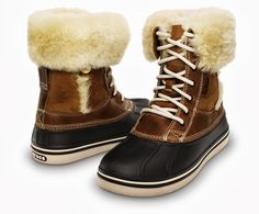 Crocs boots presented on my blog today o I want these