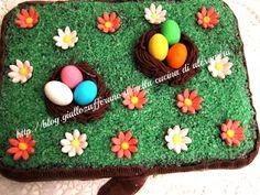 torta di pasqua / ricette dolci /  Il fantastico mondo di Alessandra