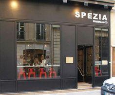 SPEZIA Piadina & Co : restaurant italien 23, rue des Mathurins - 75008 Paris