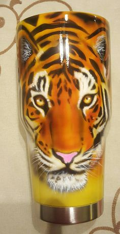 103 Best Yeti Style Tumblers Custom Airbrushed Images In