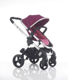 iCandy Peach 3 Pram & Pushchair in Fuchsia http://www.parentideal.co.uk/mothercare---icandy-peach-3-pushchair.html