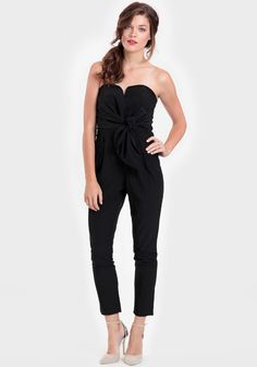 Tres Chic Sweetheart Jumpsuit at #Ruche @Ruche