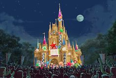 New Castle Show Coming to Walt Disney World - VIDEO PREVIEW