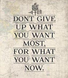 Dreams need patience...